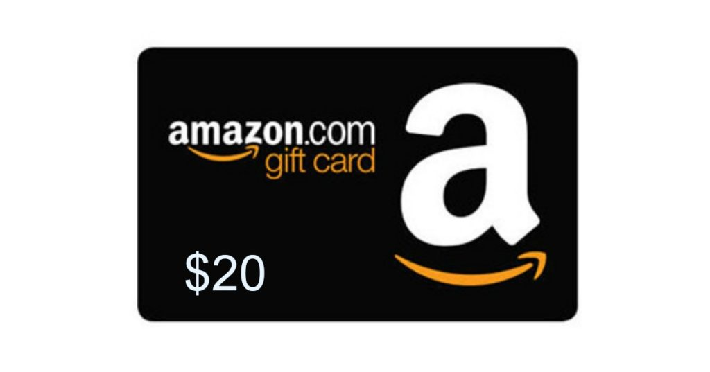 Goodwill Gift Card >> Facebook Contest Friday – Enter to Win a $20 Amazon Gift Card! | Lee Strauss