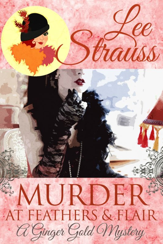 Murder at Feathers & Flair (Audio Book)