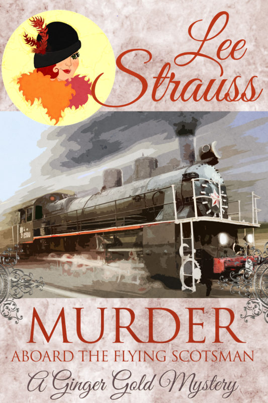 Murder Aboard the Flying Scotsman