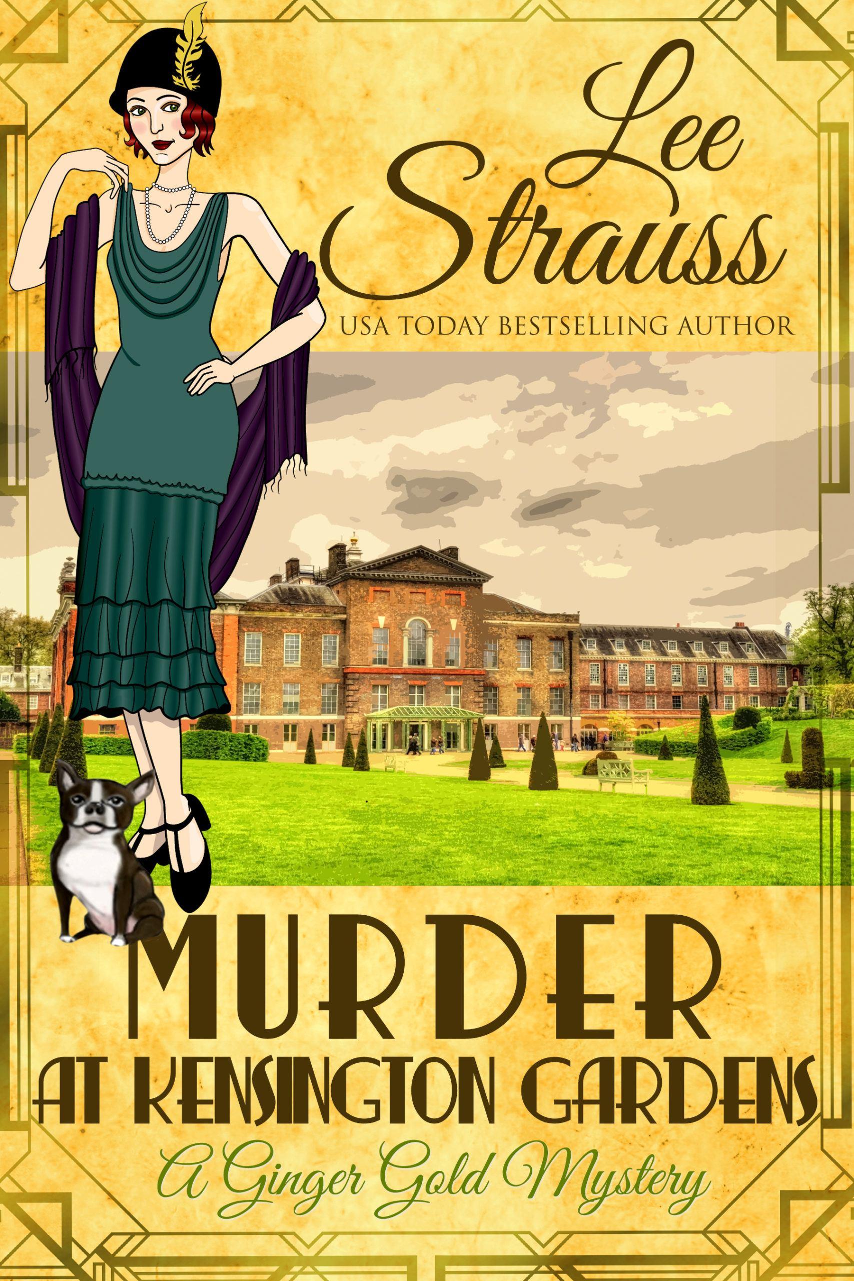 Murder Kensington Gardens