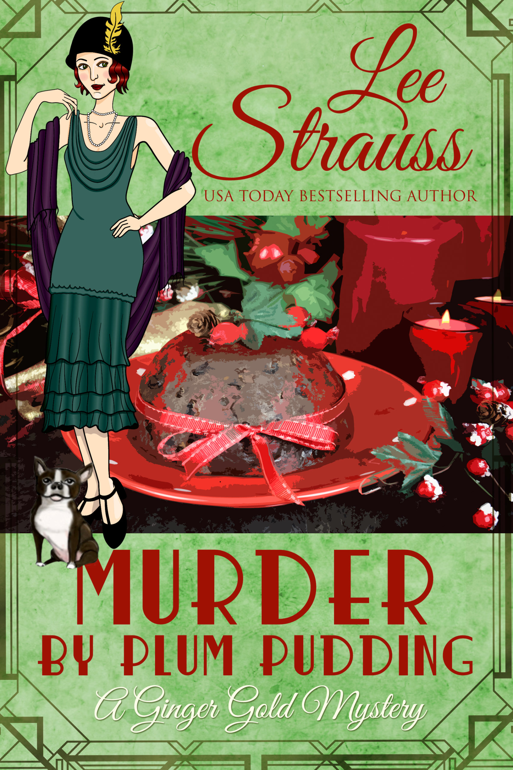 Murder by Plum Pudding