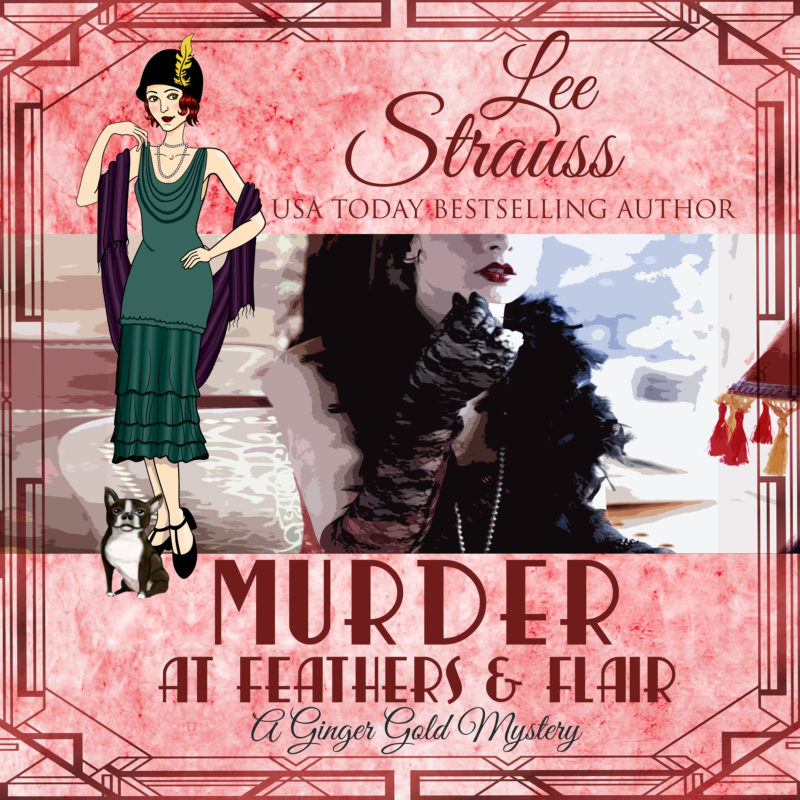 Murder at Feathers & Flair (Audio)