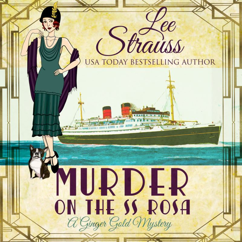 Murder on the SS Rosa (Audio)