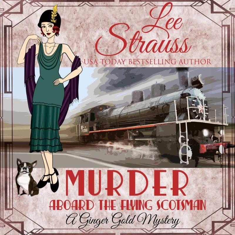 Murder Aboard the Flying Scotsman (Audio)