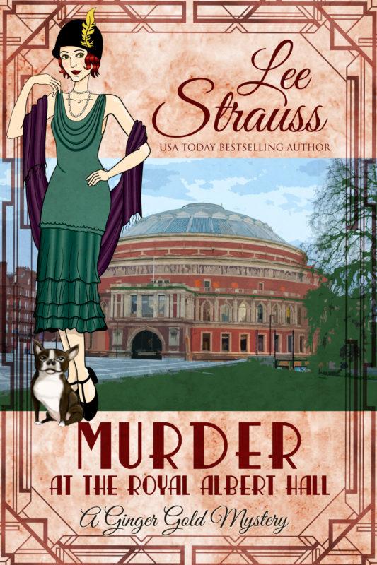 Murder at the Royal Albert Hall