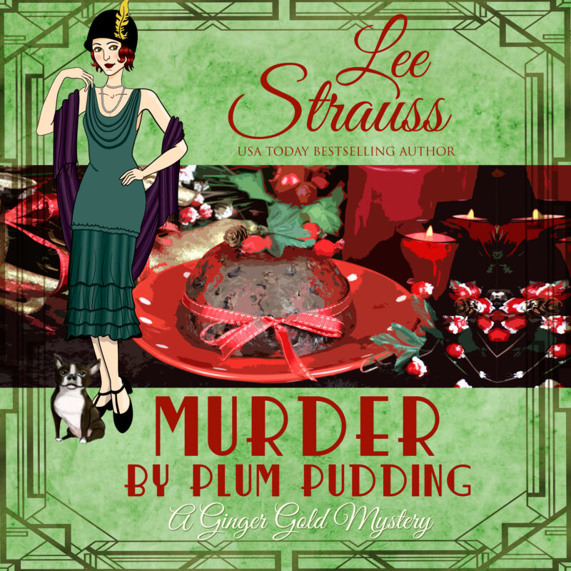 Murder by Plum Pudding (Audio)